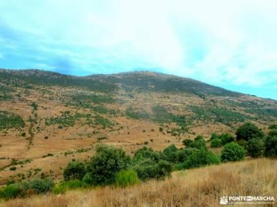Puerto Cruz Verde,ermita Navahonda;club de montañismo madrid material de mochila solo mochilas